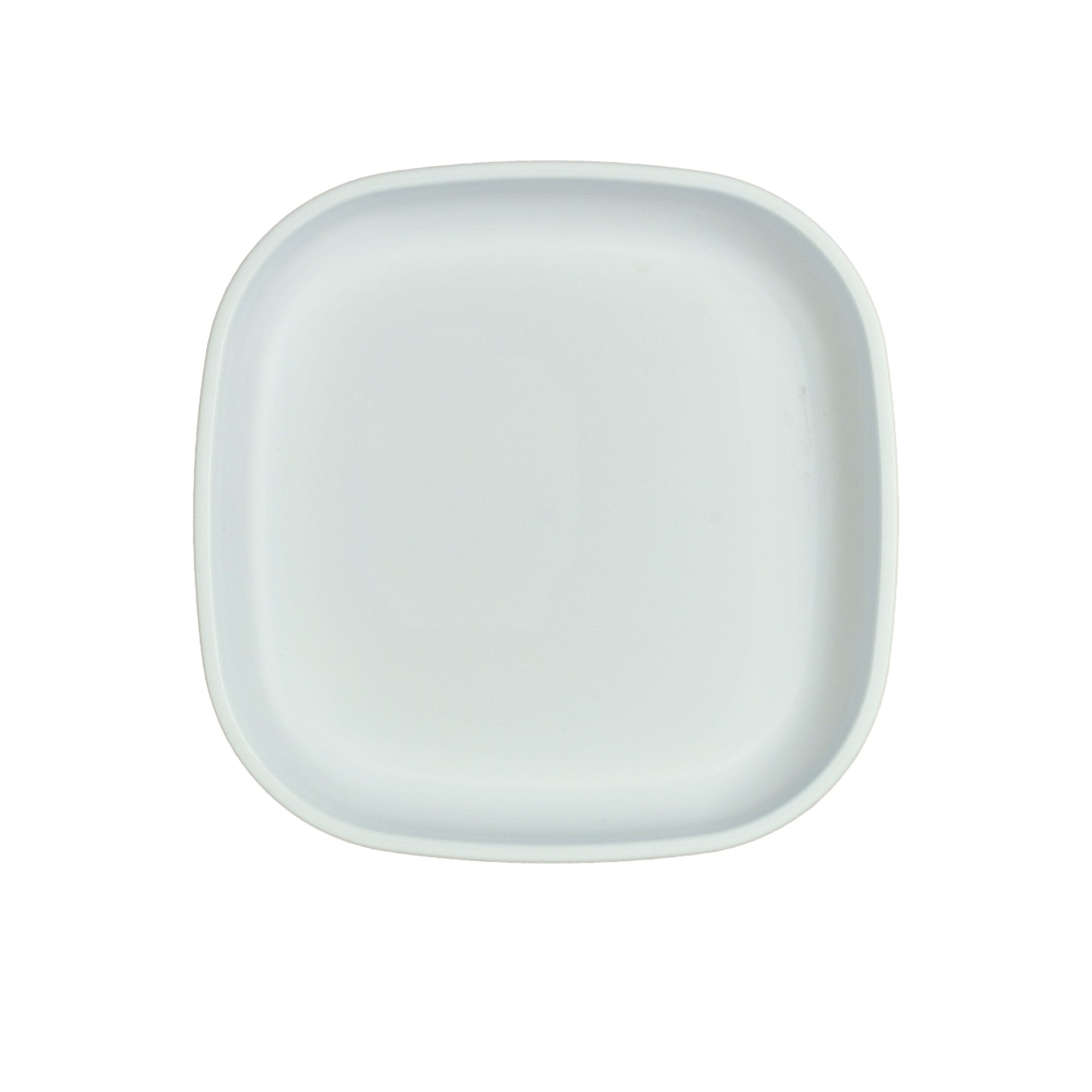 Large Flat Plate (White)