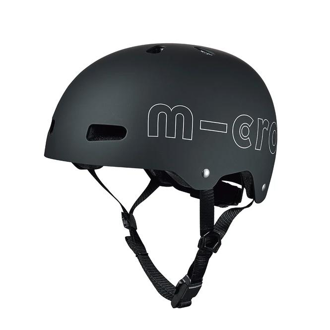 Micro Adults Helmet (Black)