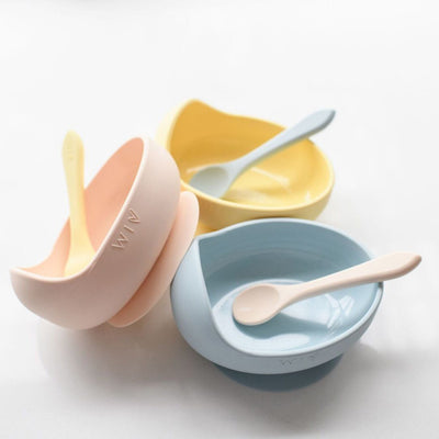 Silicone Bowl Set 2.0 (Lemonade)