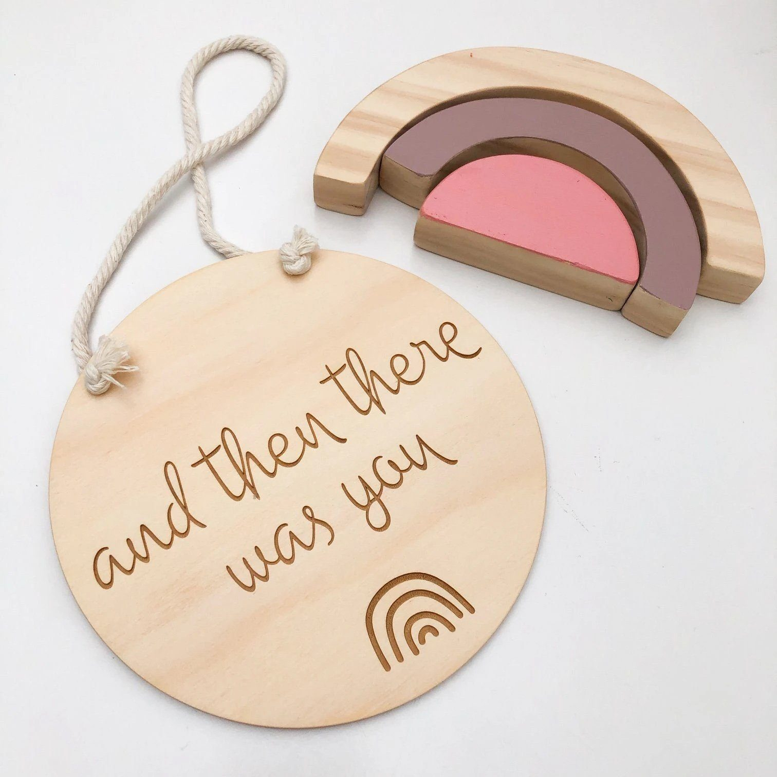 You are So Loved Wooden Plaque