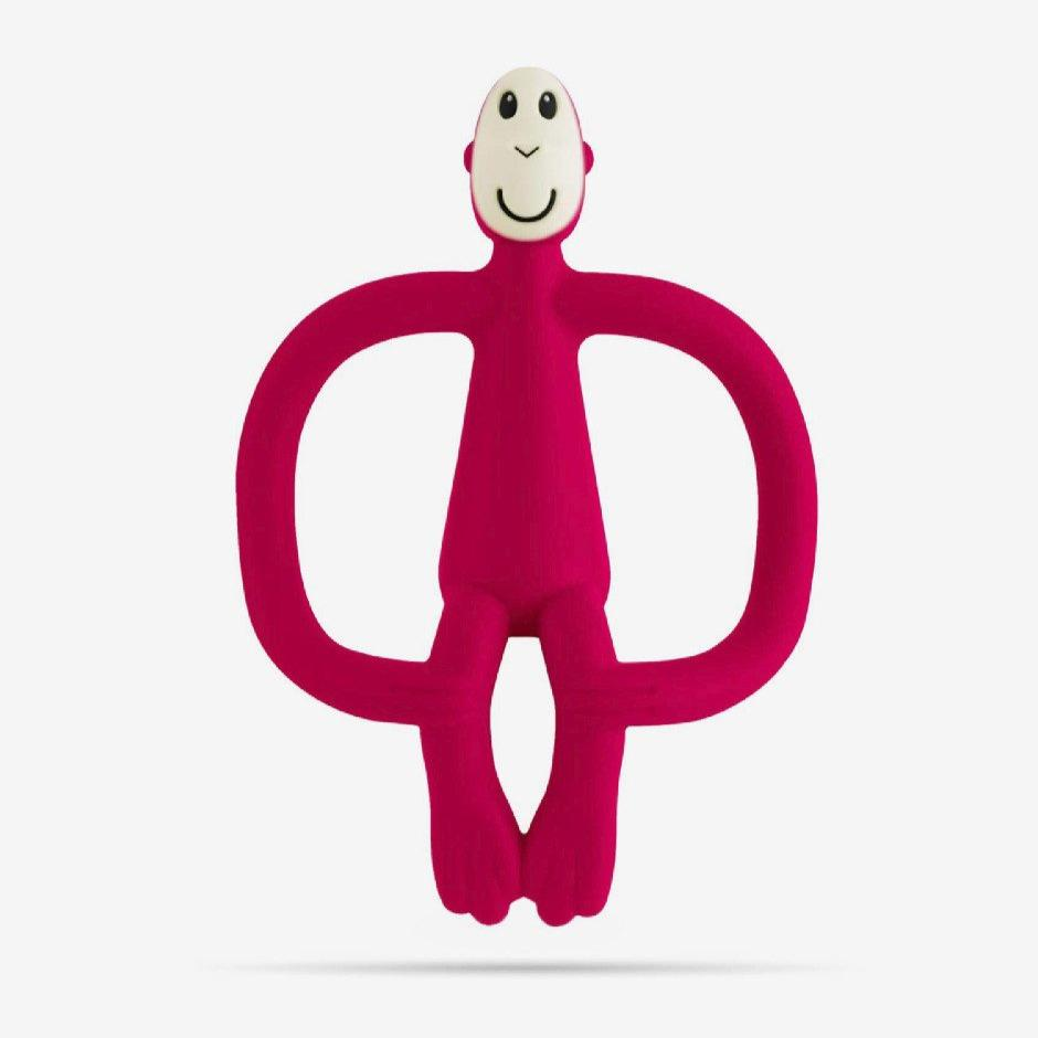 Monkey Teether (Rubin Red)