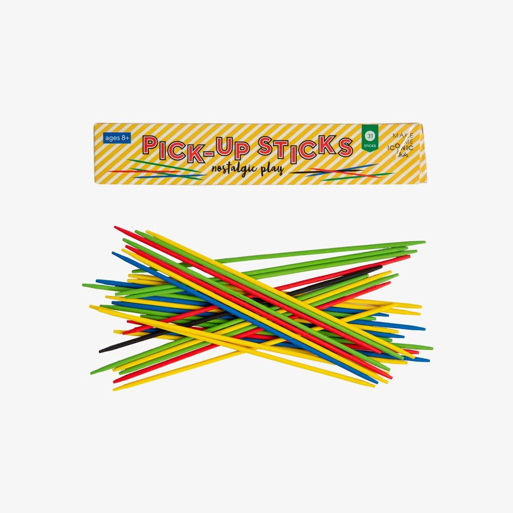 Loose Change Pick Up Sticks