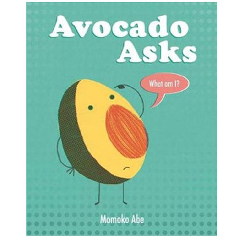 Avocado Asks What Am I?