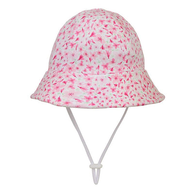 Toddler Bucket Hat (Cherry Blossom)