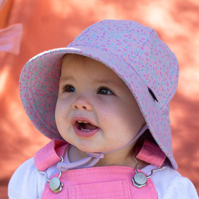 Toddler Bucket Hat (Sprinkles)