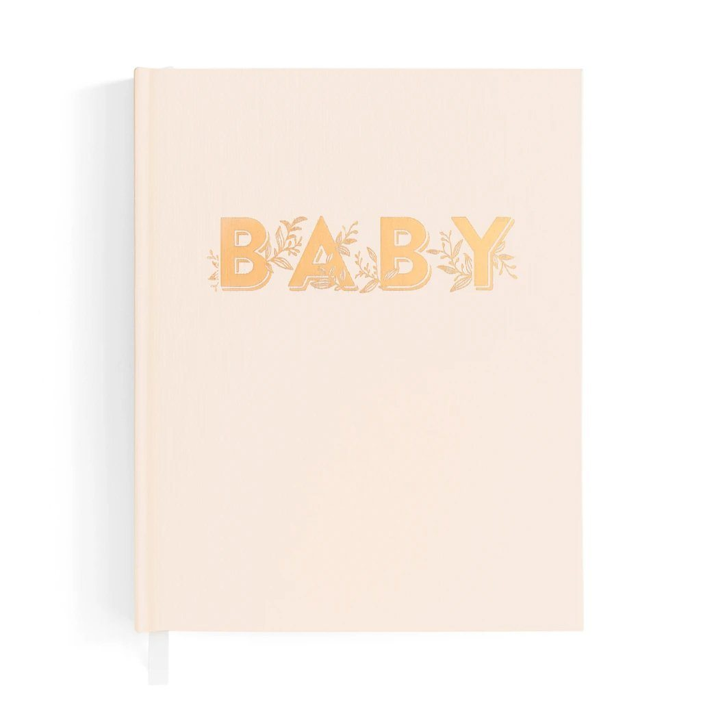 Baby Book (Buttermilk)