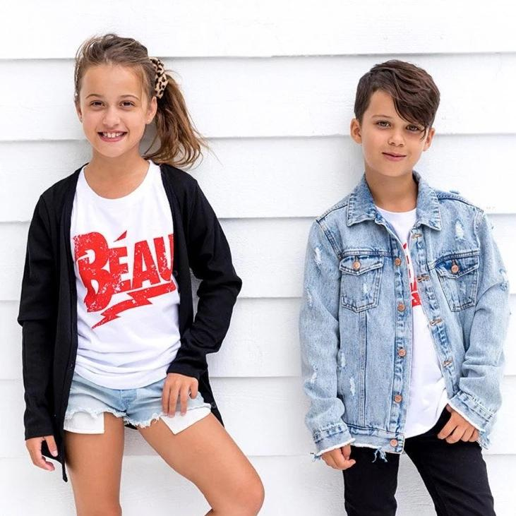 Beau Band Kids Tee