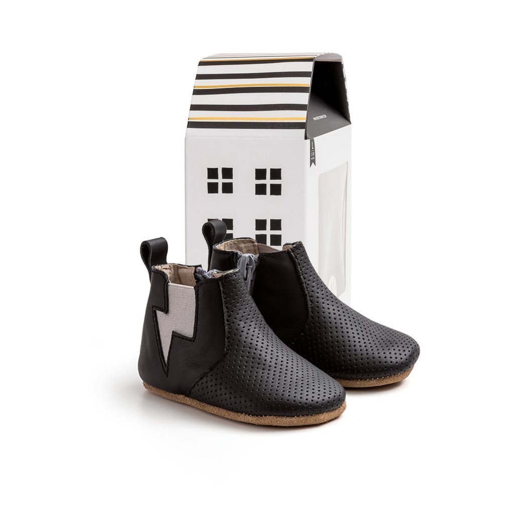 Baby Electric Boot (Ink Black)