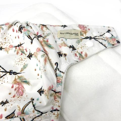 Boho Princess Modern Cloth Nappy