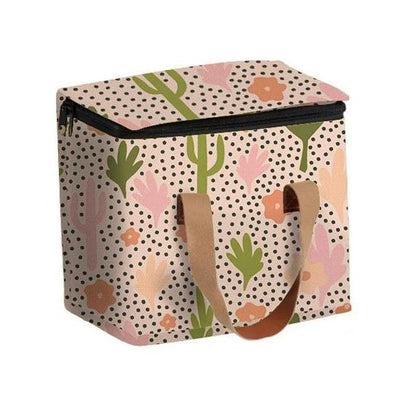 Blooming Cacti Lunch Bag (Medium)