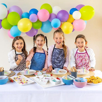 Kids Apron (Rainbow)