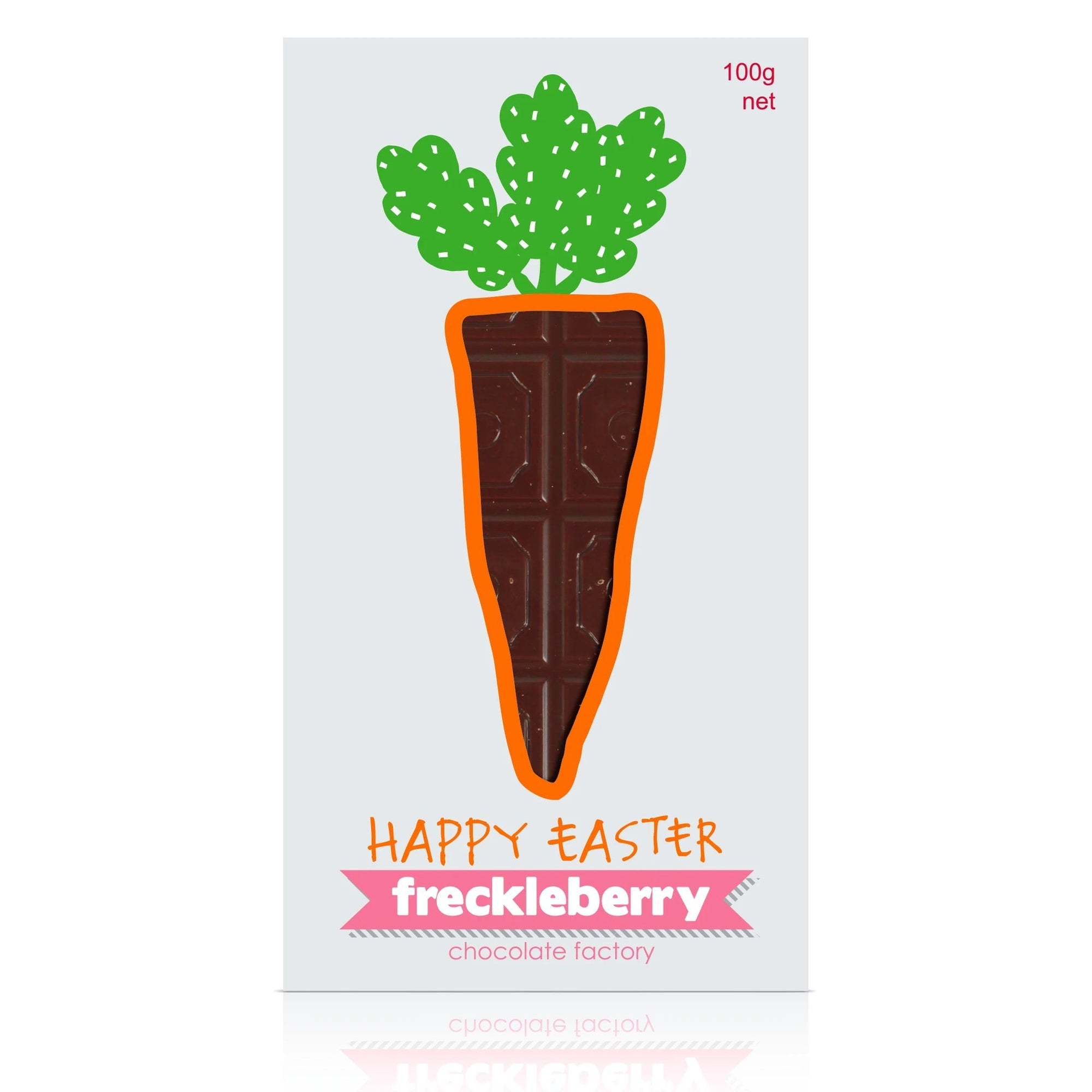 Easter Carrot Block (Dark)