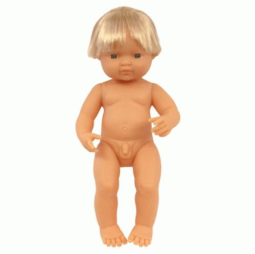 Doll Caucasian Boy (Undressed)
