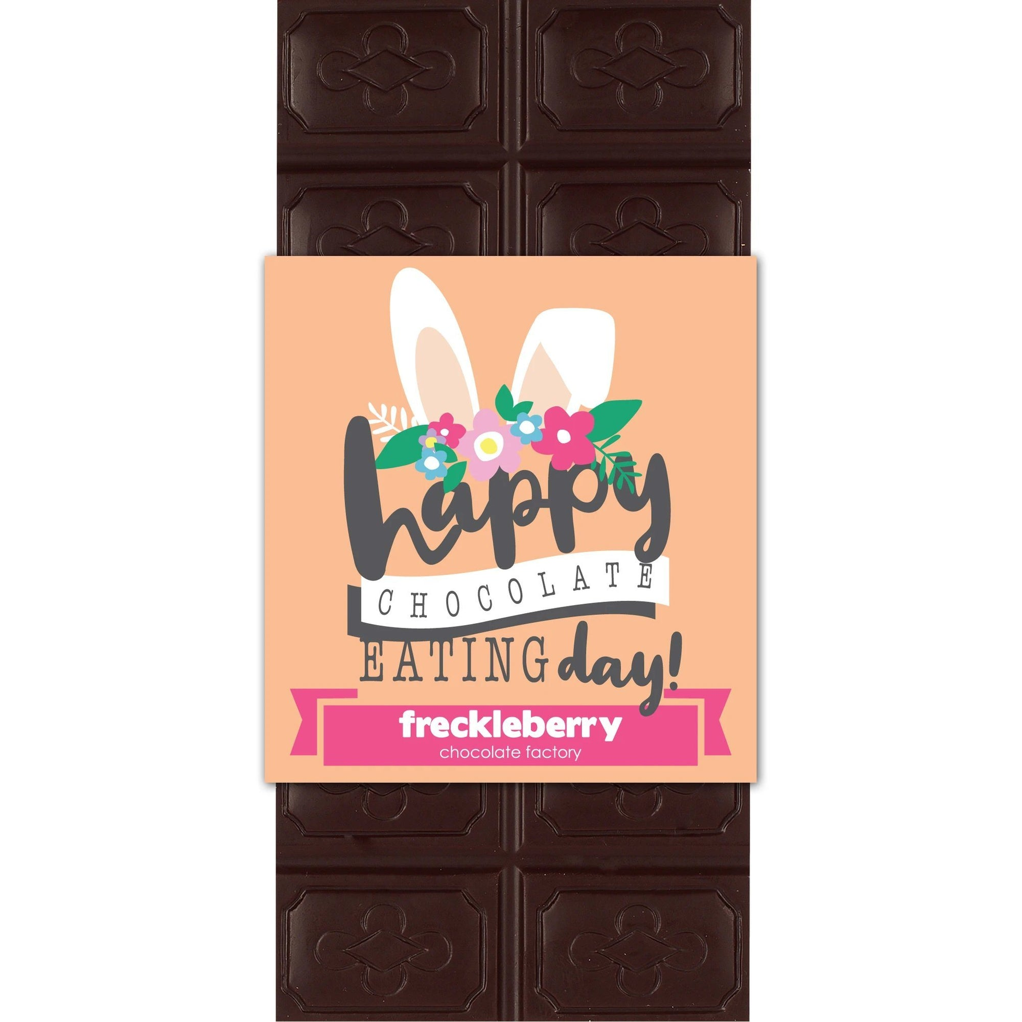 Easter Block (Choc Eating Dark)