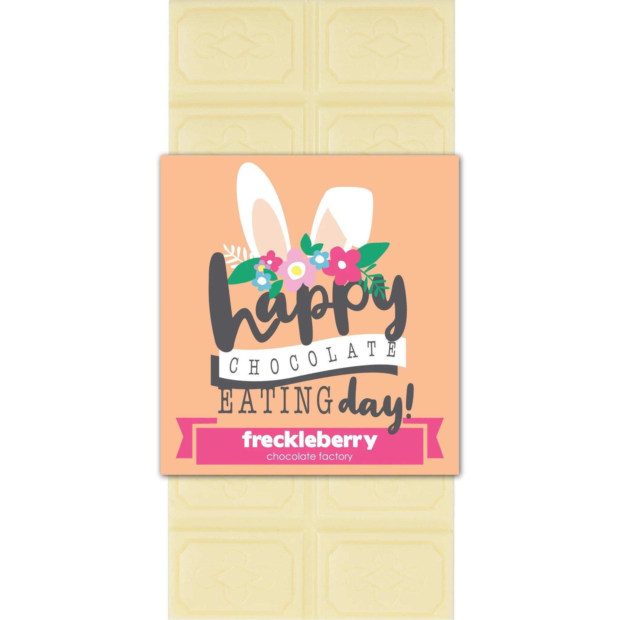 Easter Block (Choc Eating White)