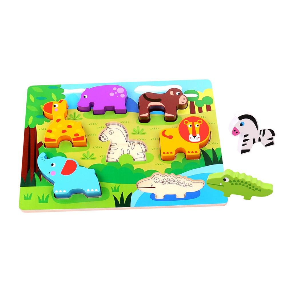 Chunky Puzzle (Animal)