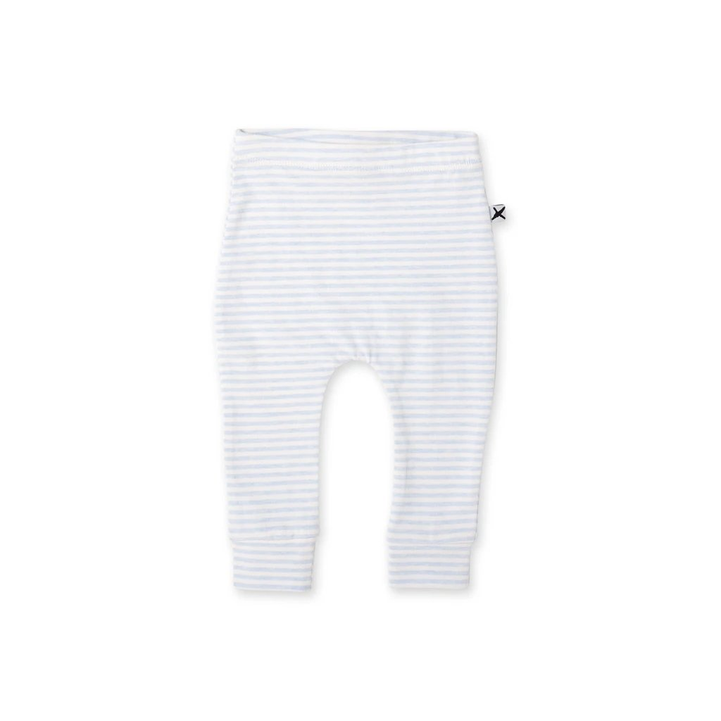 Cosy Baby Pants (Powder Blue)