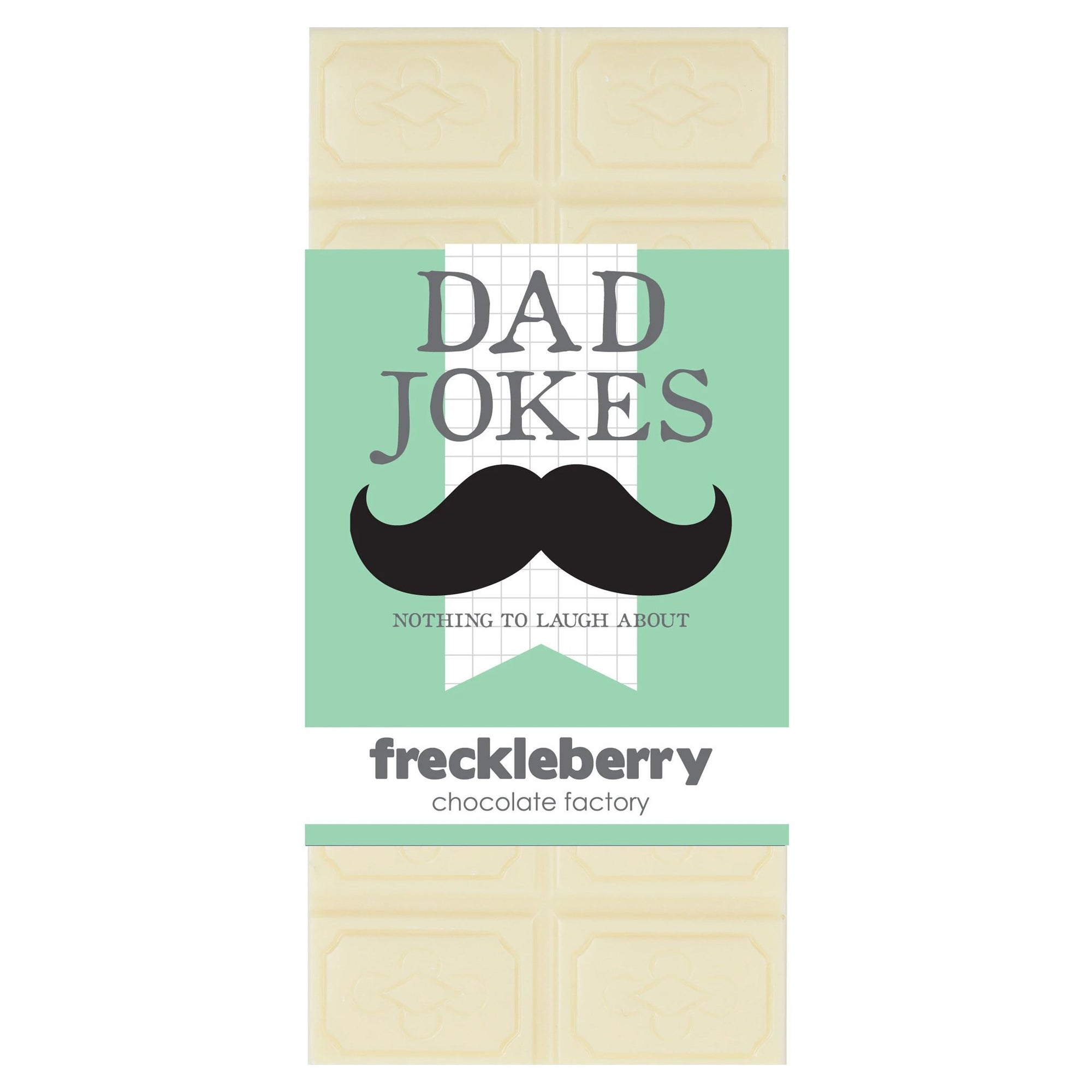 Dad Jokes Block (White)