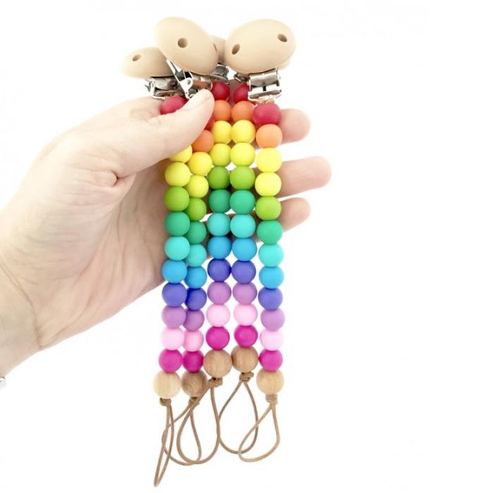 Rainbow Dummy Chain (Bright)
