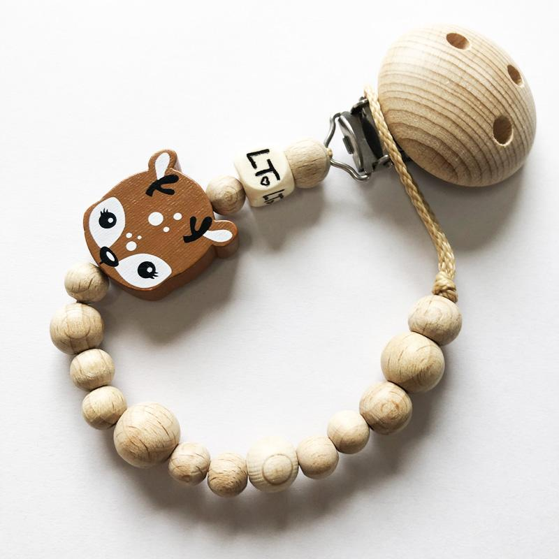 Wooden Dummy Chain (Delilah the Deer)