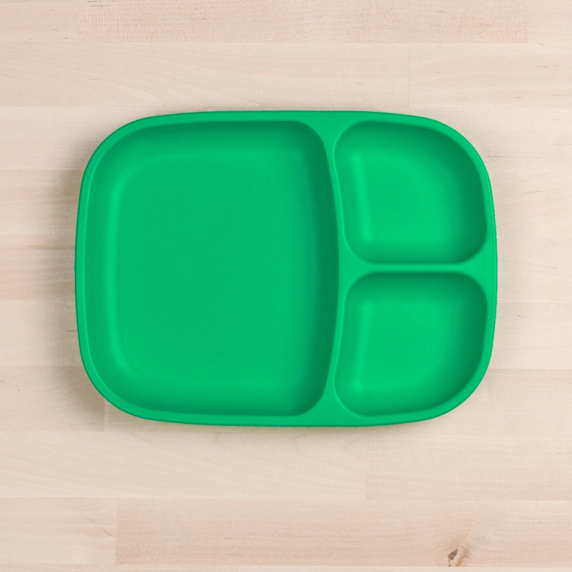 Divided Tray (Kelly Green)