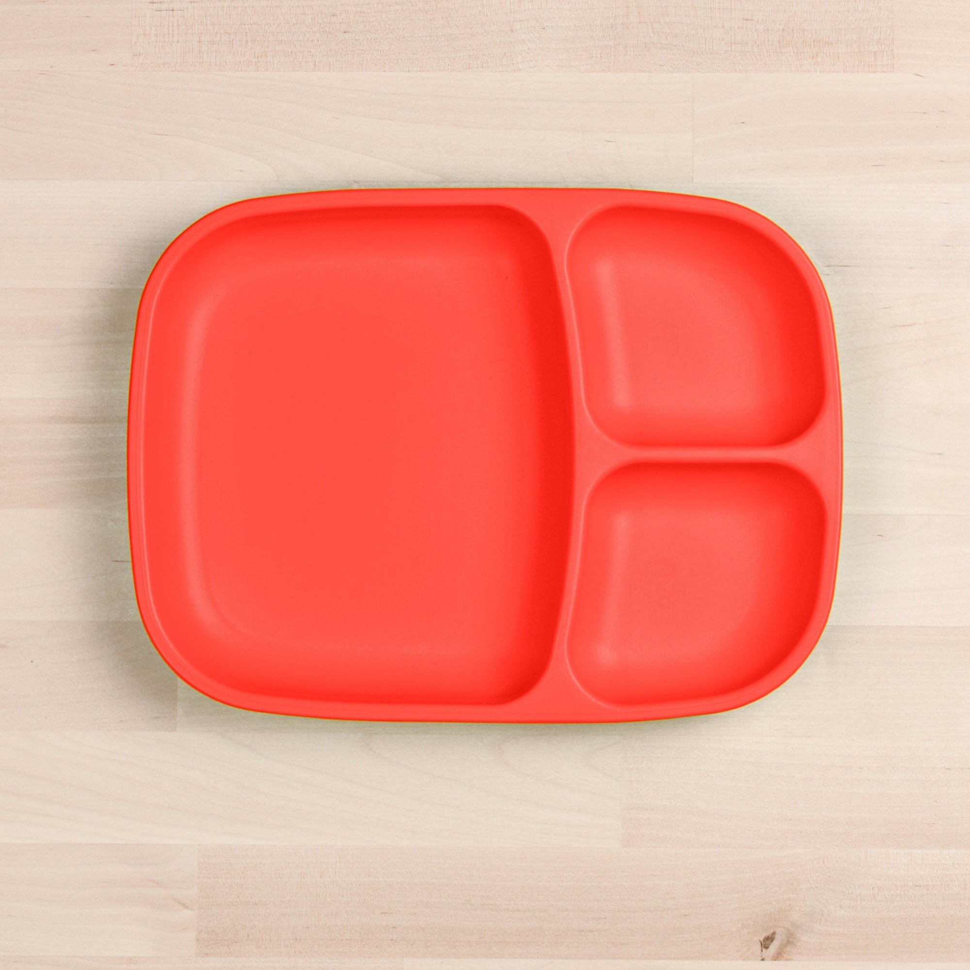 Divided Tray (Red)