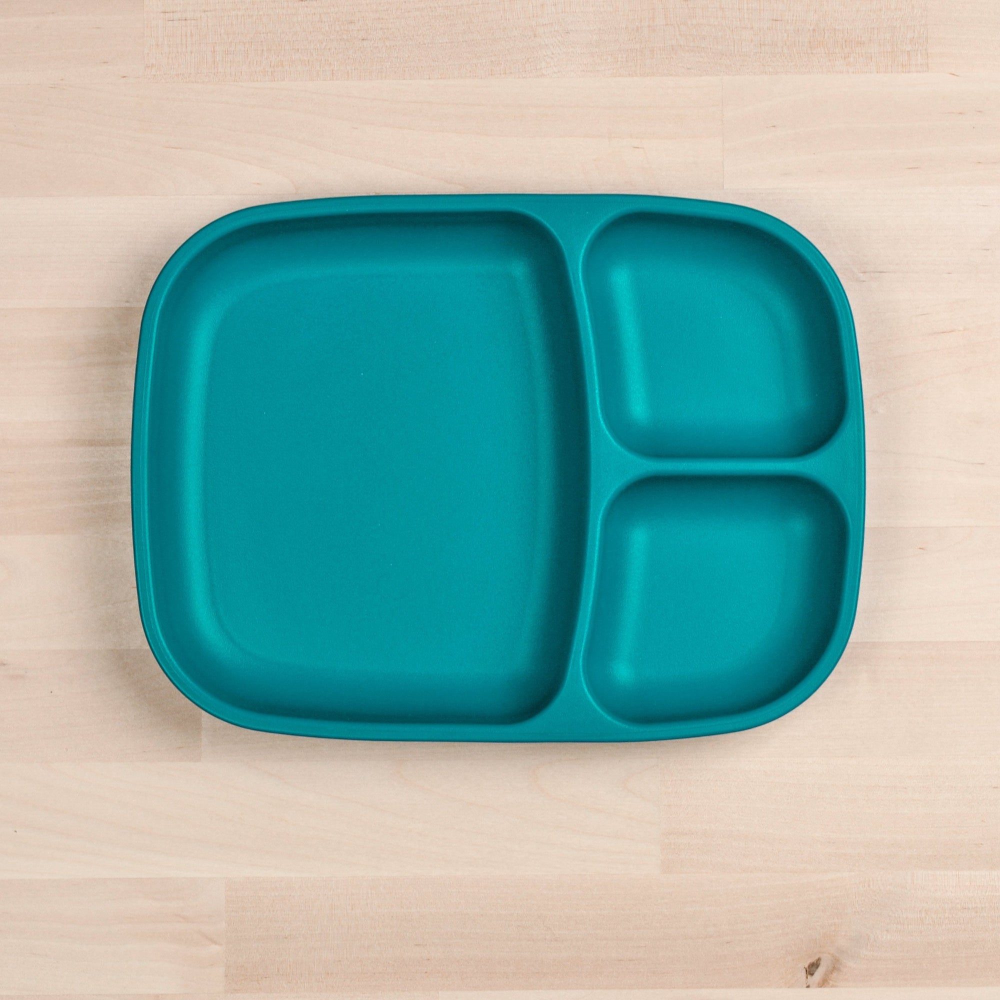 Divided Tray (Teal)