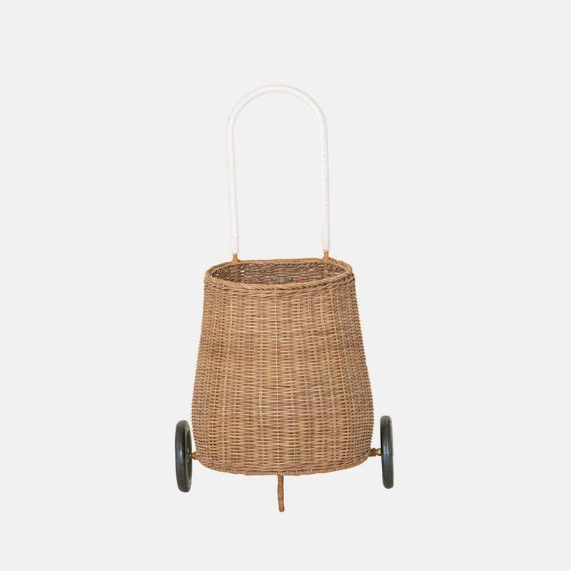 Medium Luggy Basket (Natural)