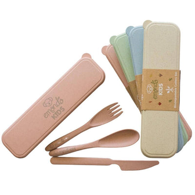 Eco Cutlery Set (Bluebell)