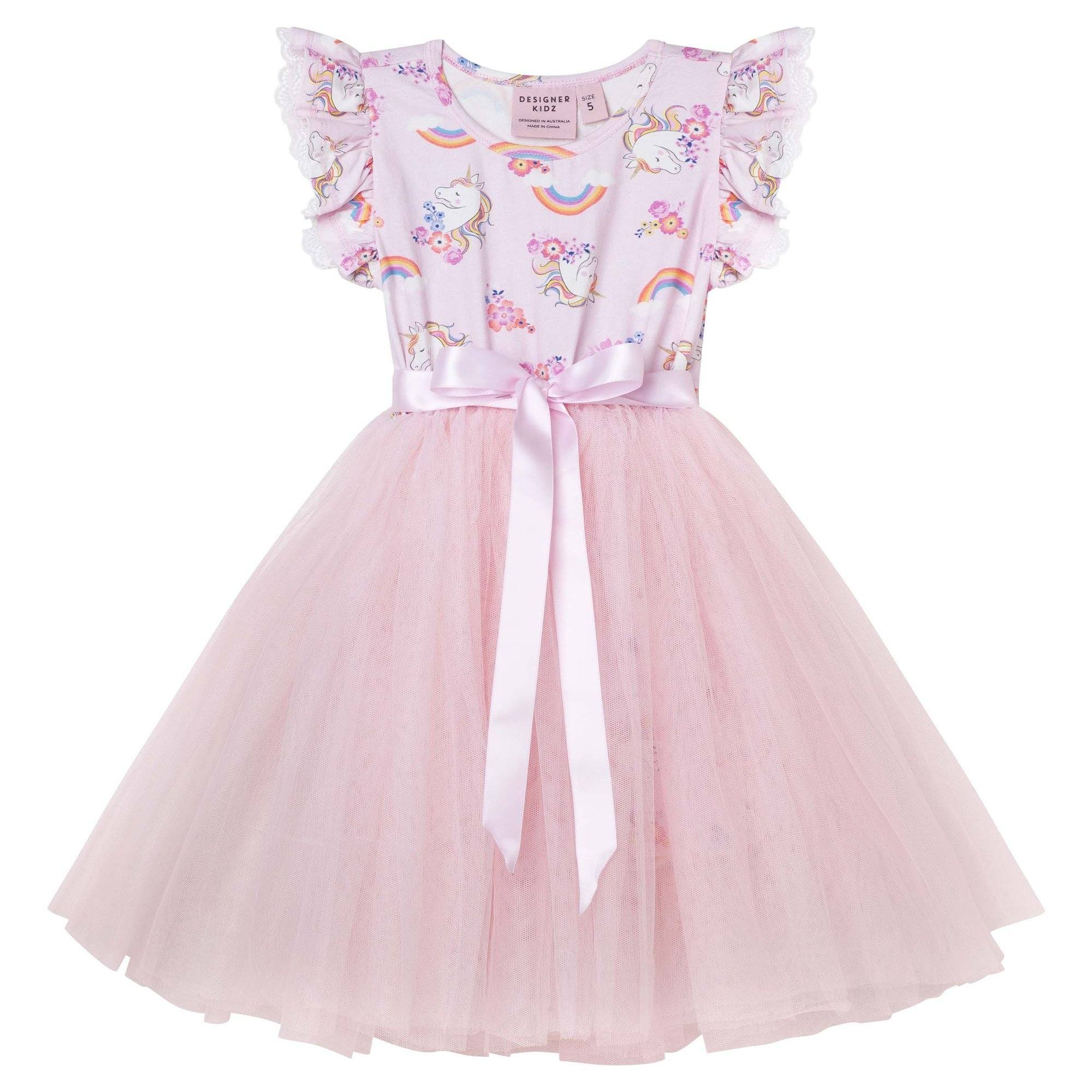 Enchanted Unicorn SS Tutu Dress