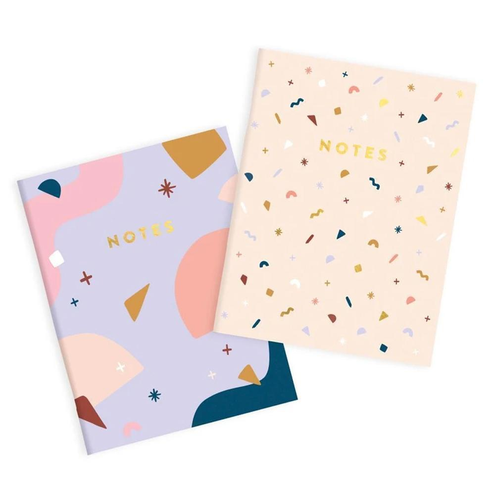 Confetti Notebook Pack
