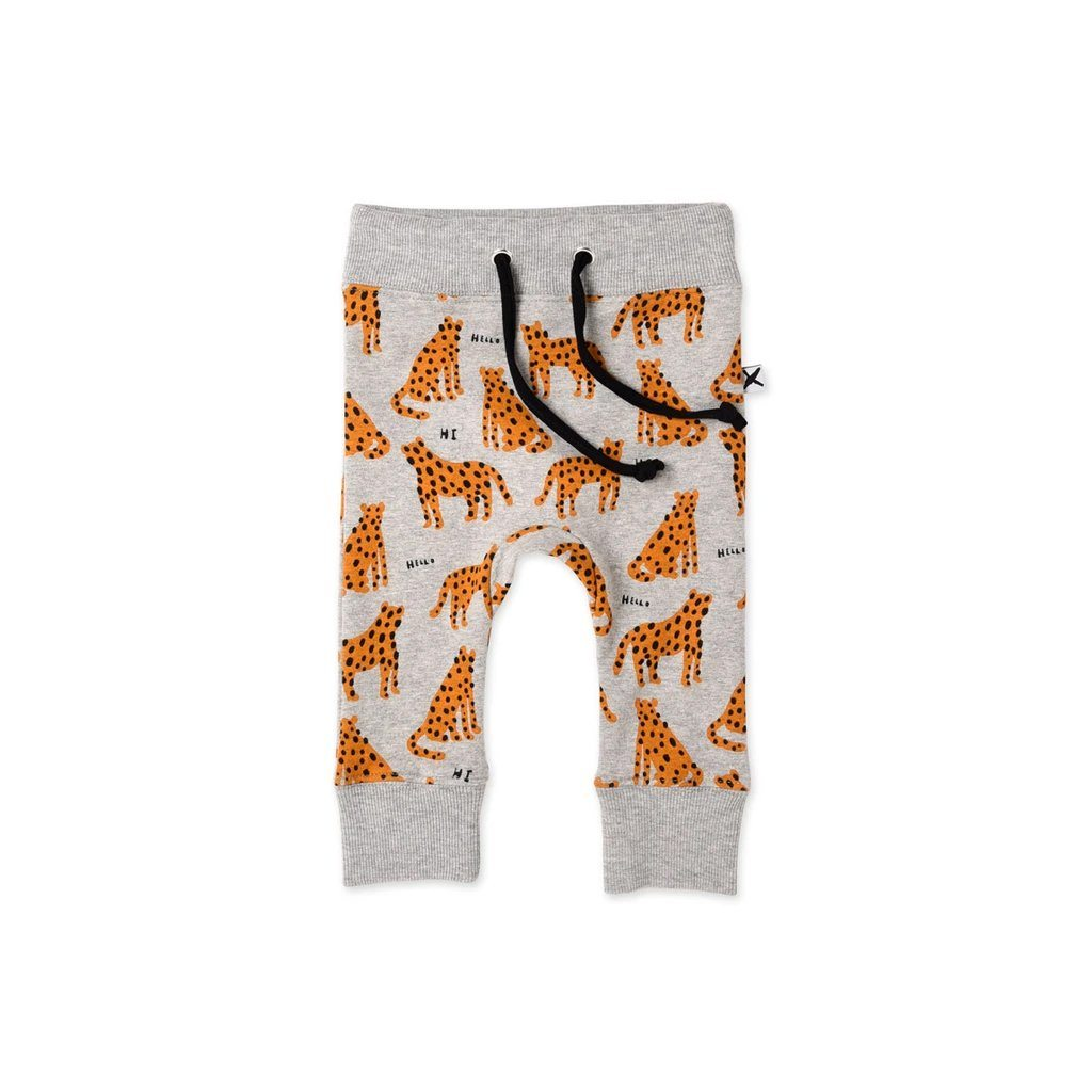 Friendly Cheetahs Furry Baby Trackies