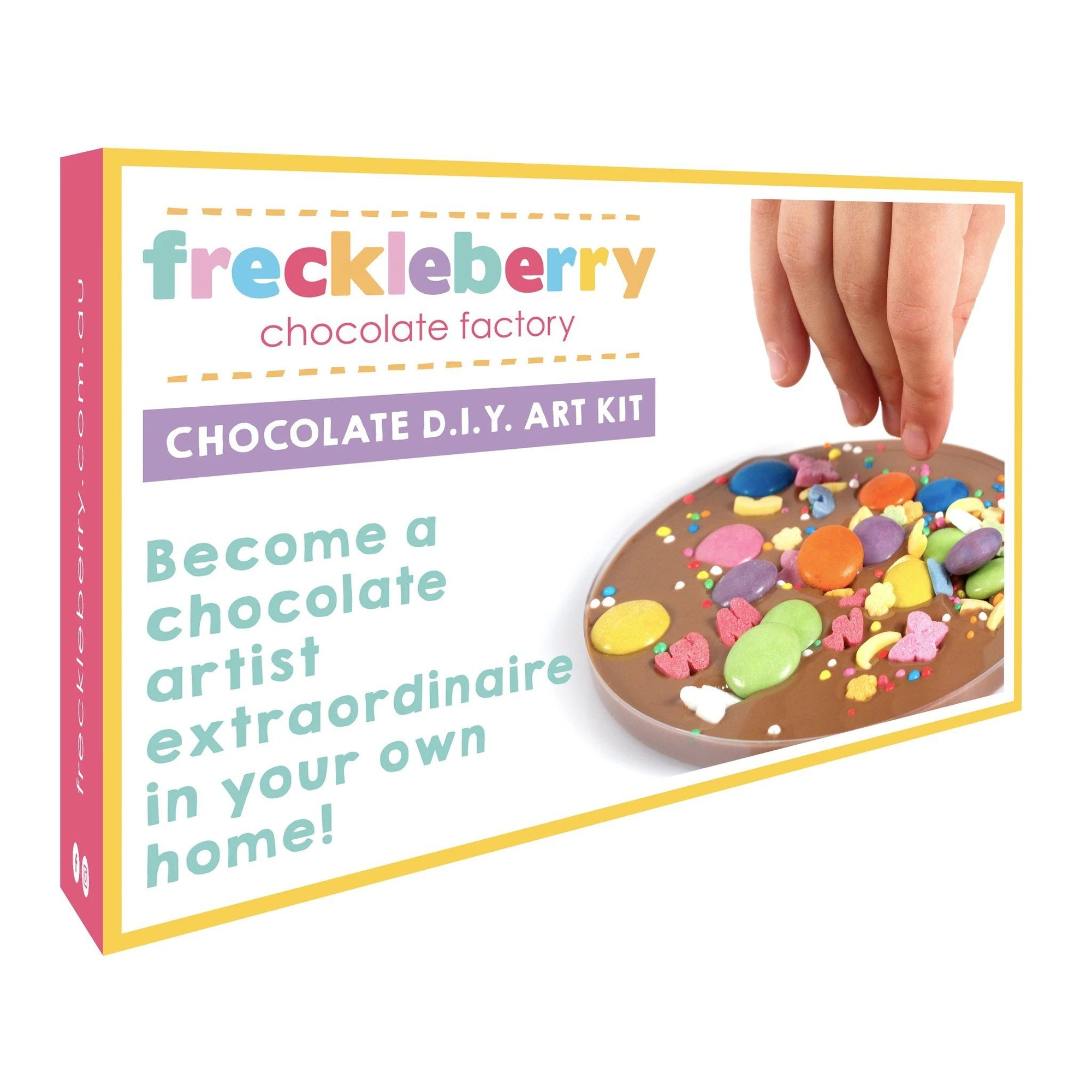 Chocolate DIY Art Kit