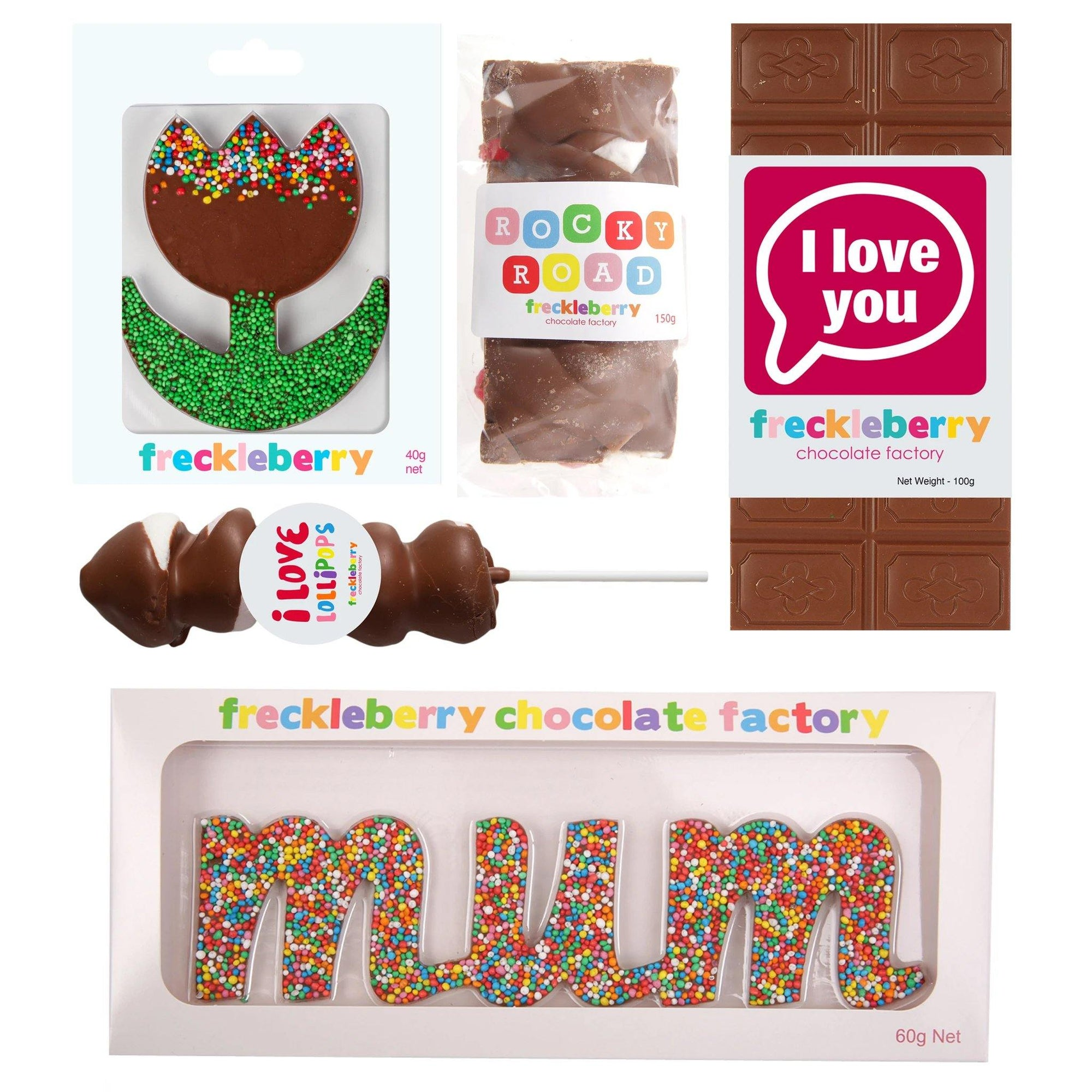 Sweetest Mum Gift Box