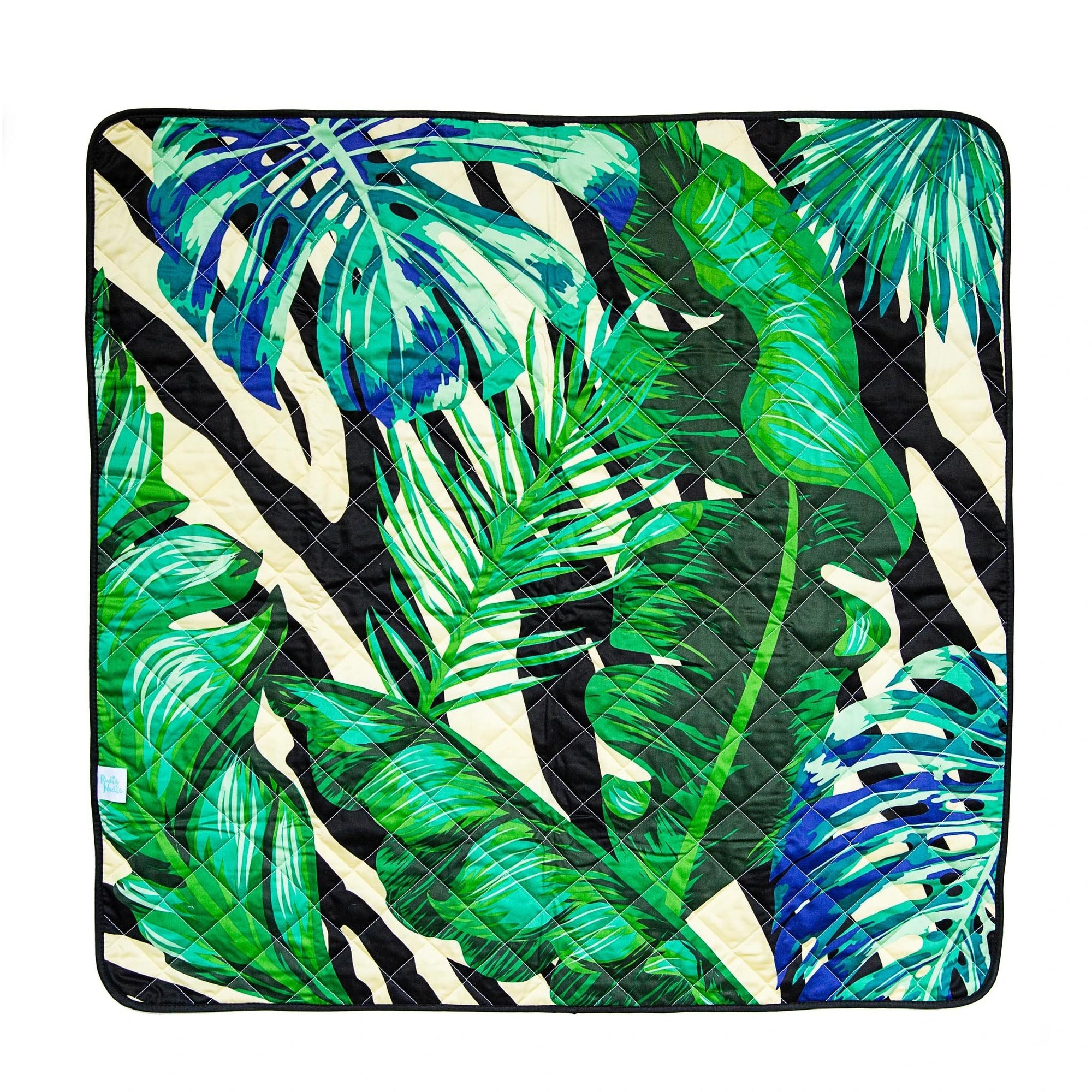 Heart Sings Wild Thing Waterproof Playmat