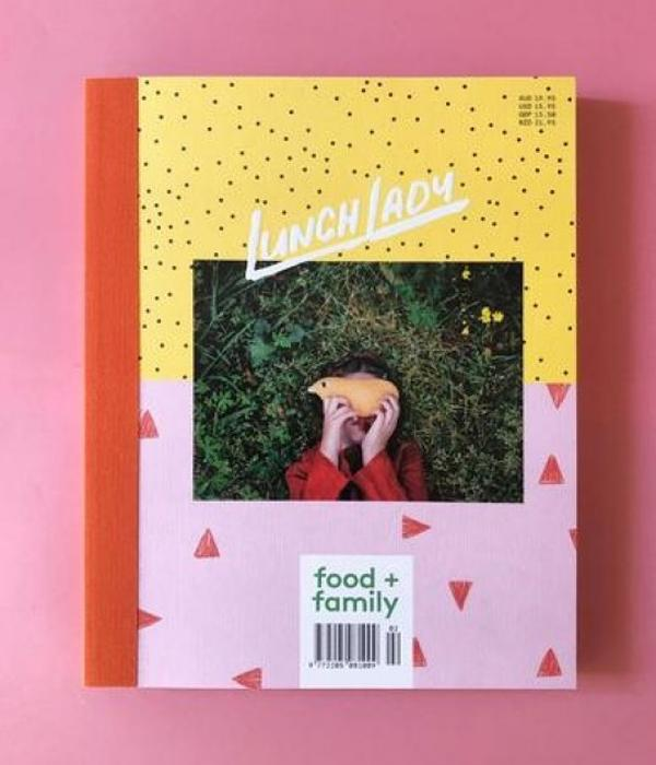 Hello Lunch Lady (Issue 14)