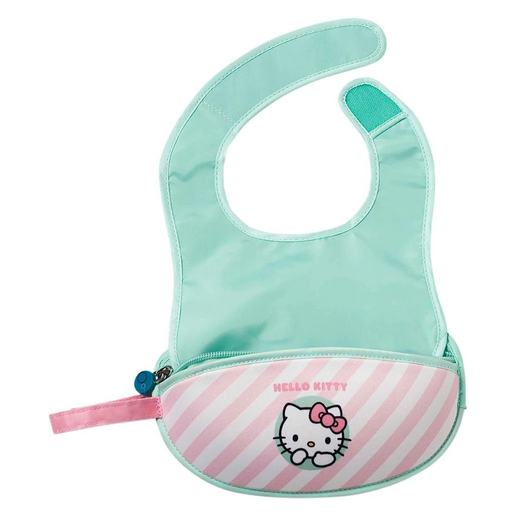 Hello Kitty Travel Bib (Candy Floss)