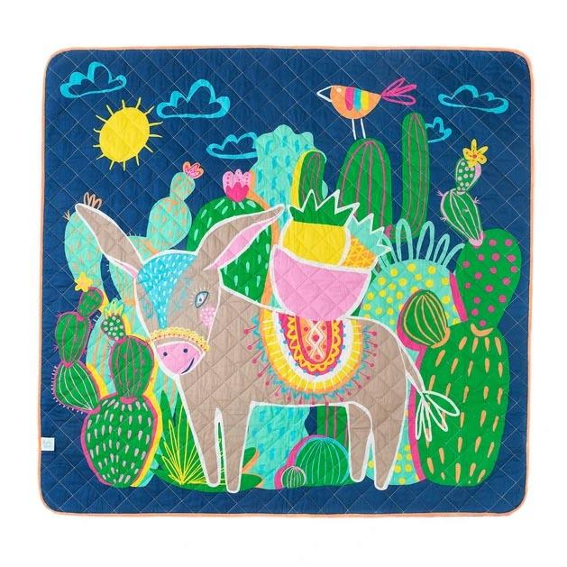 Hola Mamacita Waterproof Playmat