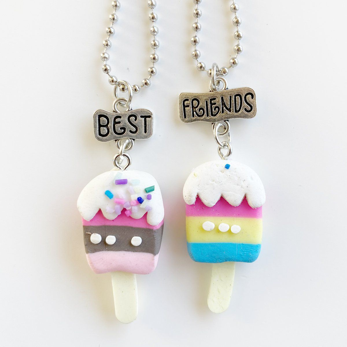 Paddle Pop Best Friends Necklace