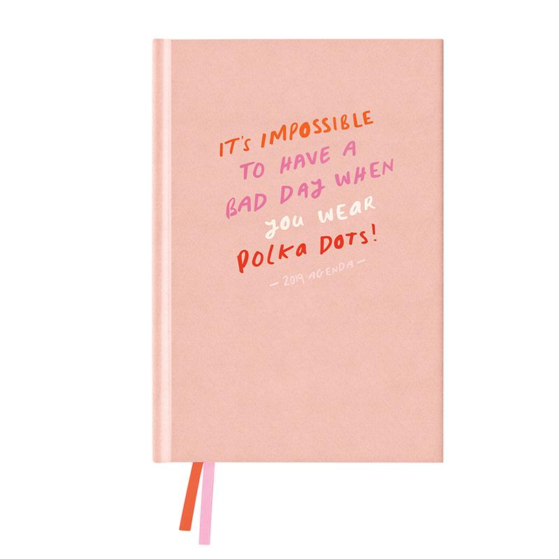 Impossible Polka Notebook