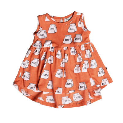 Jam Donut Sleeveless Dress