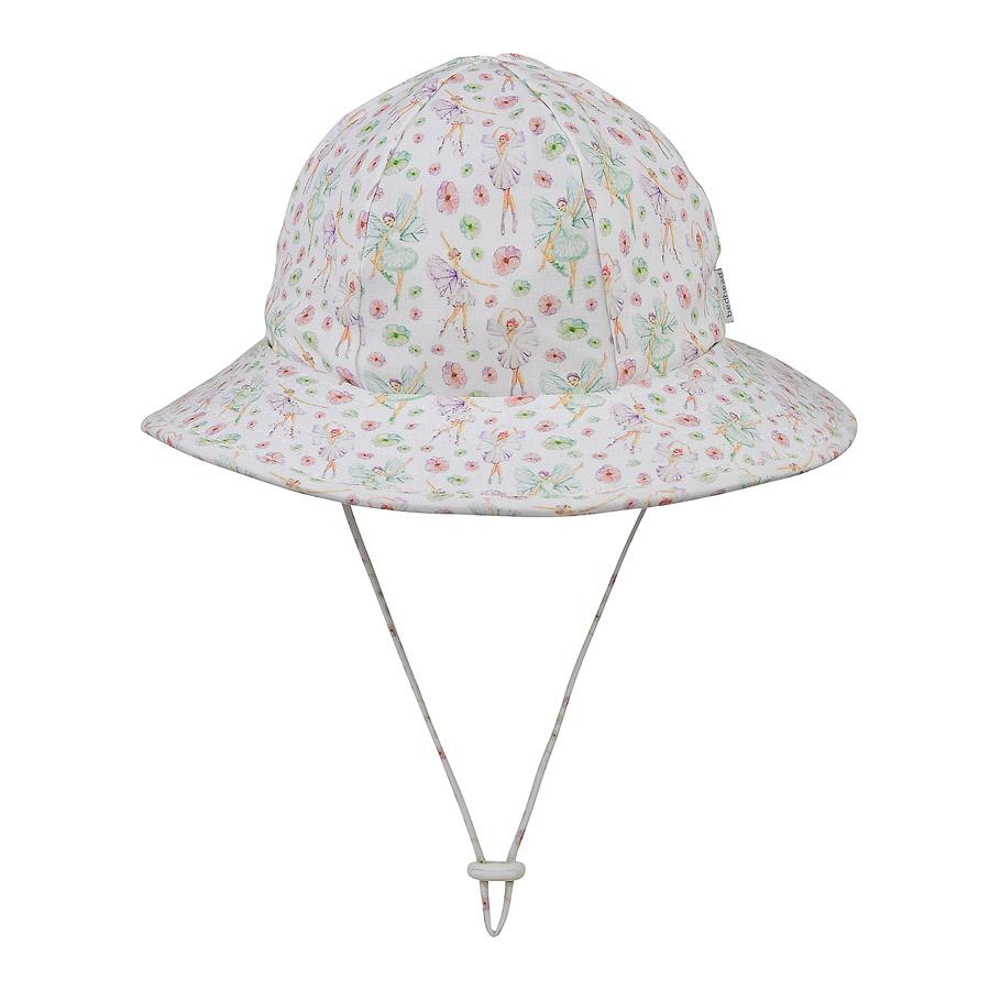 Broadbrim Ponytail Sun Hat (Fairies)