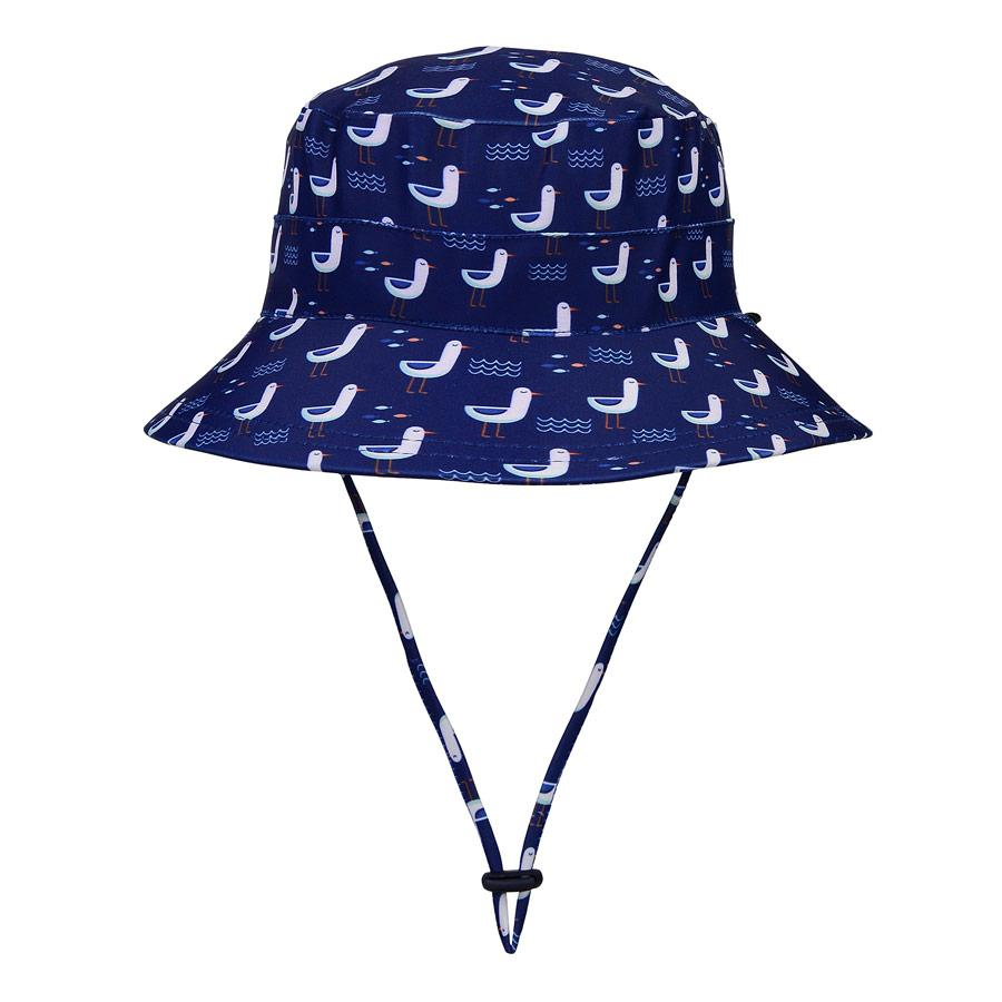 Beach Bucket Hat UPF50+ (Seagull)