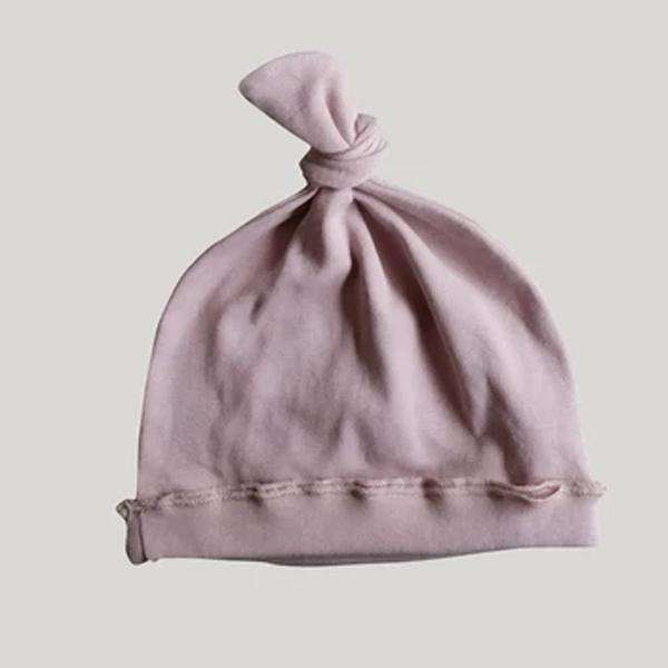 Knotted Hat (Blush)