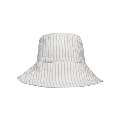 Ladies Reversible Sun Hat (Finley/Blanc)