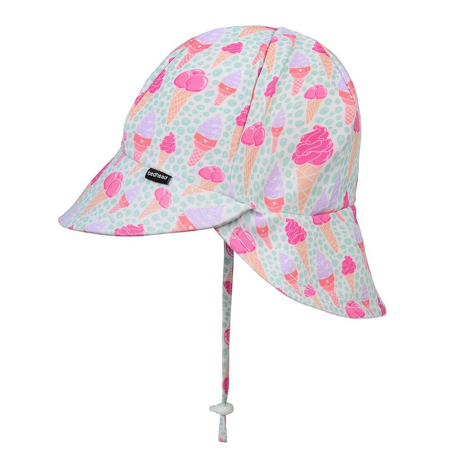 Beach Legionnaire Hat UPF50+ (Ice Cream)