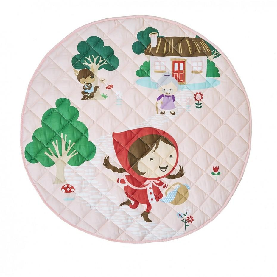 Little Red Riding Hood Playmat