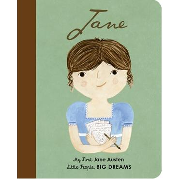 Little People Big Dreams (Jane Austen)