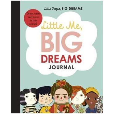 Little People, Big Dreams Journal