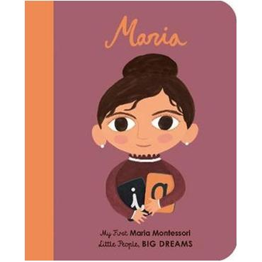Little People, Big Dreams (Maria Montessori)